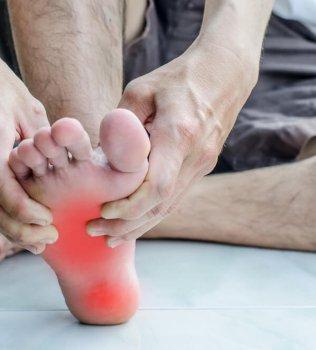 Plantar Fasciitis: More Than Foot Pain